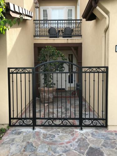 SchuVega Ironworks Iron Gates