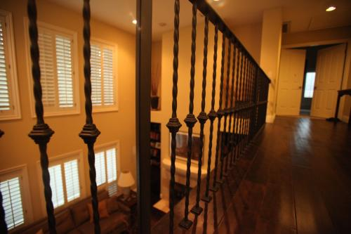 schuvega ironworks staircase railing wrought Iron ornamentle 13